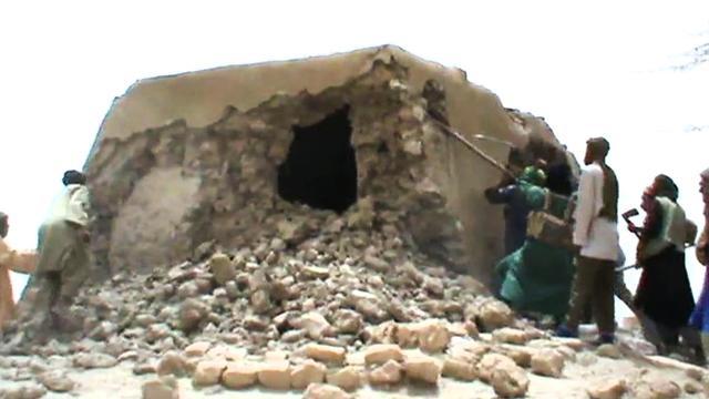 Verdachte van grafschennis in Mali naar Strafhof Den Haag