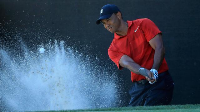 'Herboren' Woods gaat voor zege op Masters in Augusta