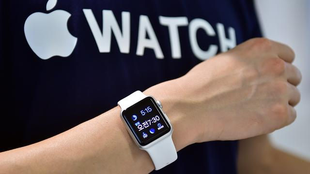 'Apple Watch minder in trek'