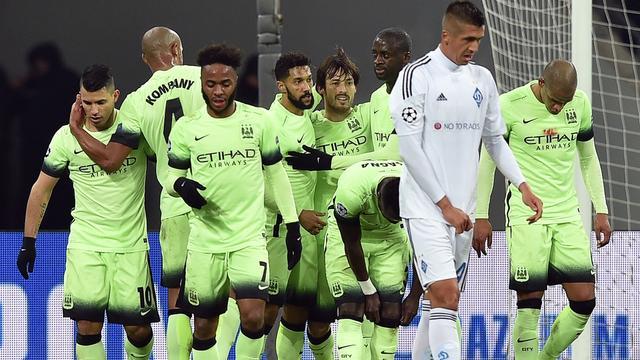 City zet grote stap richting kwartfinales met uitzege in Kiev