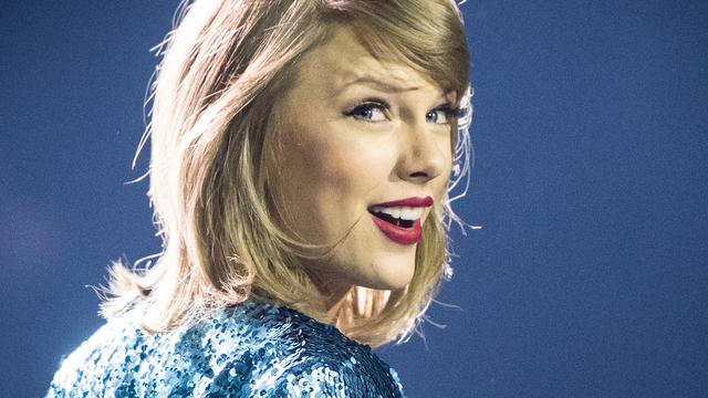 Taylor Swift zet album op Apple Music