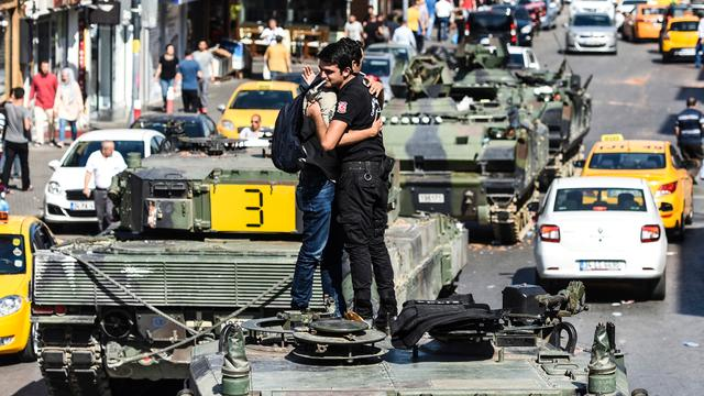 Zeker 265 doden en duizenden arrestaties na mislukte coup Turkije