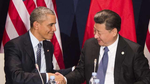VS en China gaan samenwerken om nucleaire smokkel te stoppen