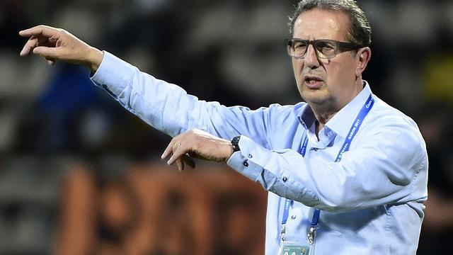 Bondscoach Leekens stapt op bij Algerije na uitschakeling op Afrika Cup