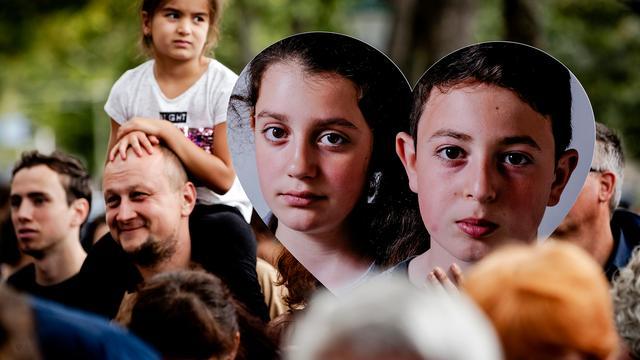 Lili en Howick mogen toch in Nederland blijven, kinderen weer terecht