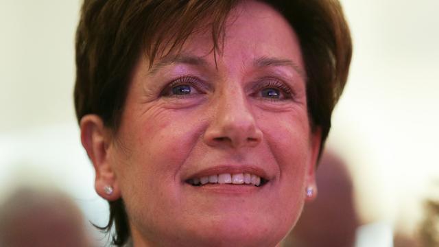 Diane James nieuwe leider Britse UKIP