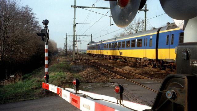 Kapotte trein zorgt voor veel oponthoud