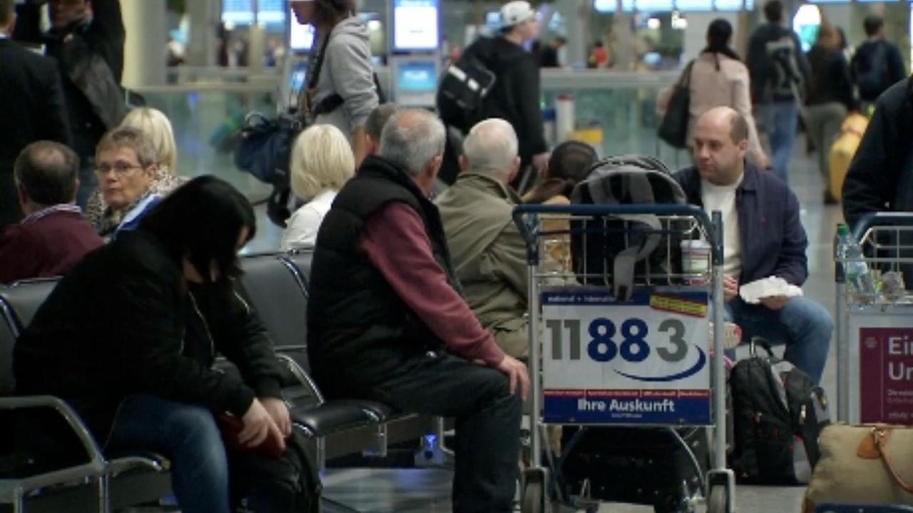 TUIfly schrapt ruim honderd vluchten vanwege staking