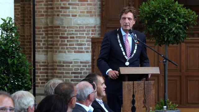 René Verhulst was 'beste burgemeester voor Goes'