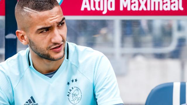 'Ziyech legt uitnodiging Marokkaans elftal naast zich neer'