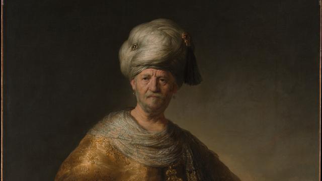 Werken van Rembrandt in november voor het eerst in De Lakenhal te zien