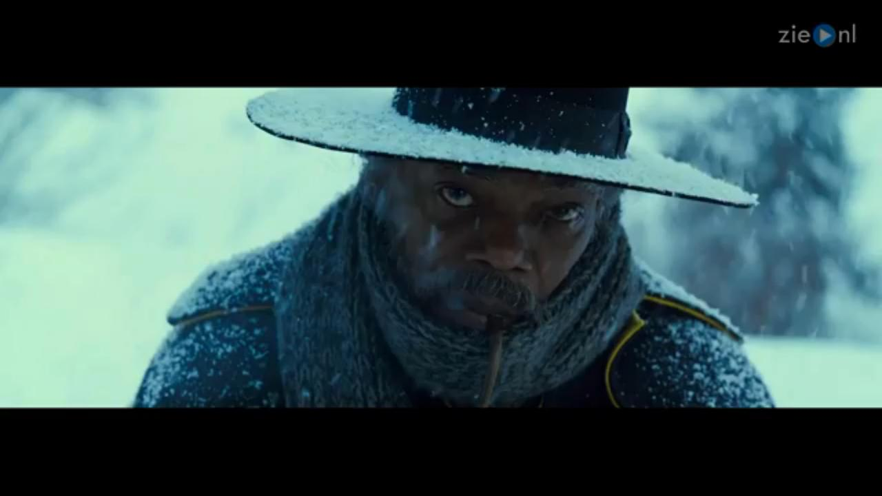 Trailer: The Hateful Eight