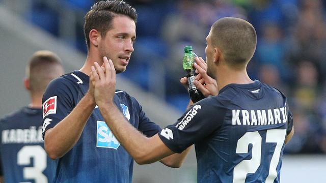 Voormalig Heerenveen-spits Uth in zomer van Hoffenheim naar Schalke