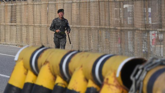 Noord-Koreaanse soldaat vlucht naar Zuid-Korea