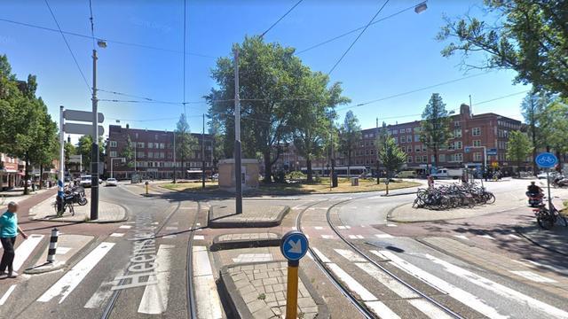 Scooterrijder die op Heemstedestraat viel overleden aan verwondingen