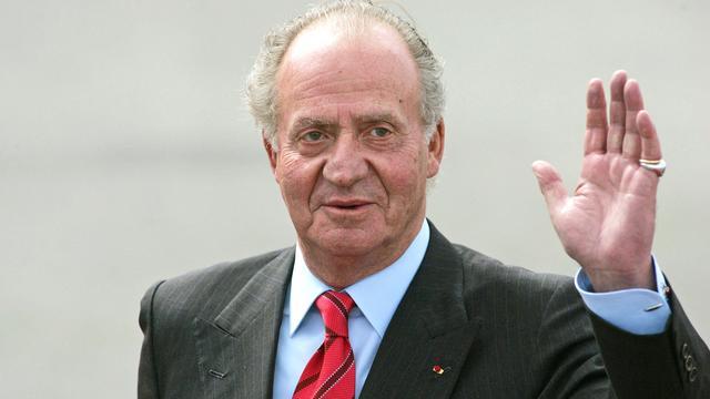'Spaanse oud-koning Juan Carlos vertrokken naar Abu Dhabi'