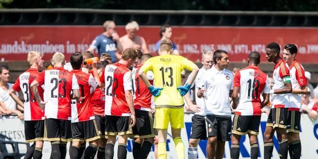 Selectie Feyenoord wil niet meer met VI-journalist praten
