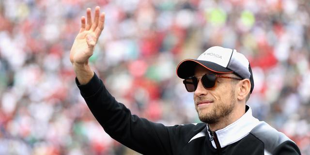 Button verwacht emotioneel afscheid van Formule 1 in Abu Dhabi