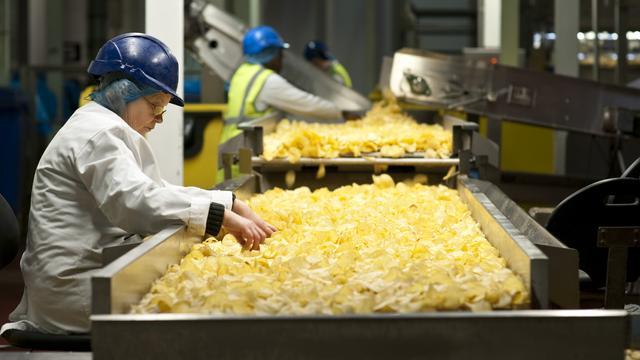 Concurrent neemt maker Kettle-chips over