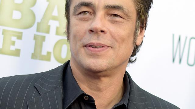 Benicio del Toro in gesprek over rol in Predator