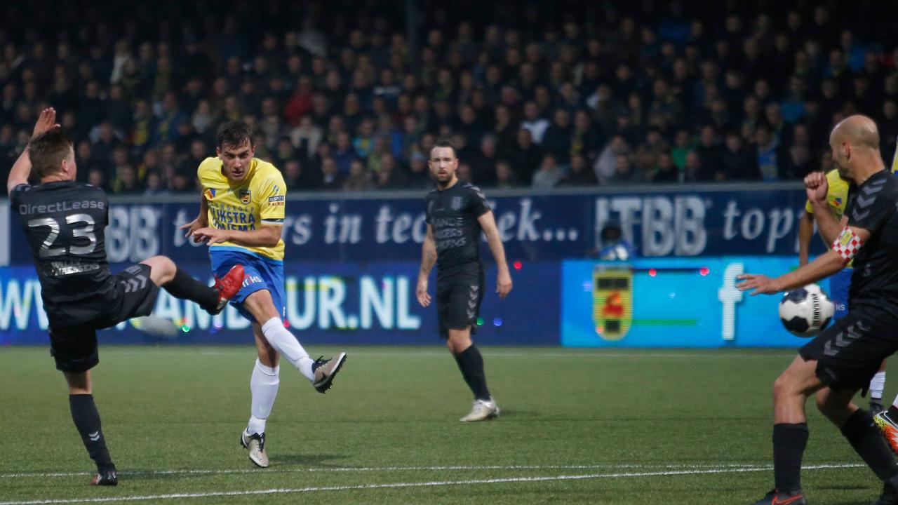 Samenvatting SC Cambuur-RKC Waalwijk (5-0)