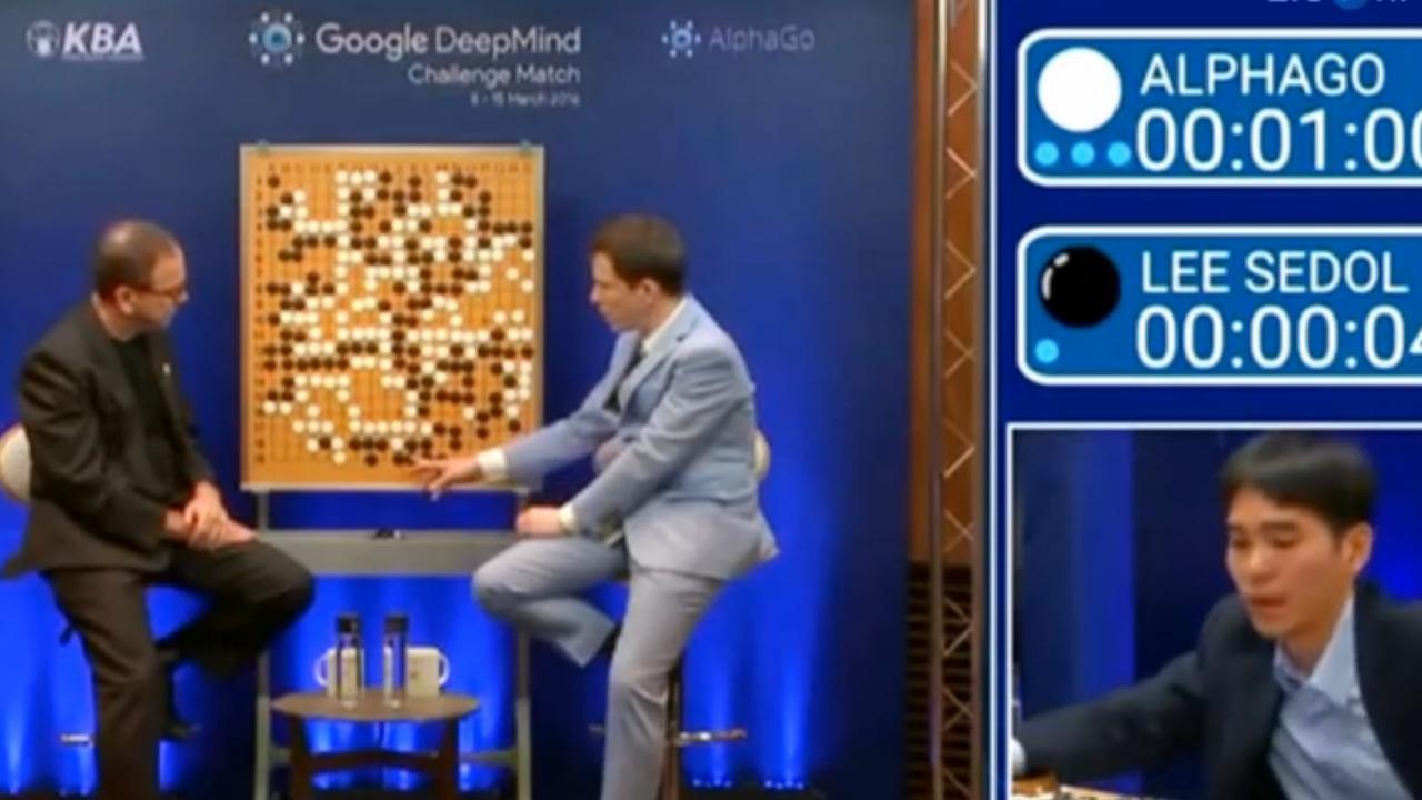 Google-computer wint met 4-1 van Koreaanse Go-kampioen