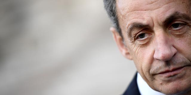 Franse oud-president Sarkozy veroordeeld tot drie jaar cel vanwege corruptie
