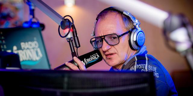 Contract Jeroen van Inkel bij Radio Veronica niet verlengd