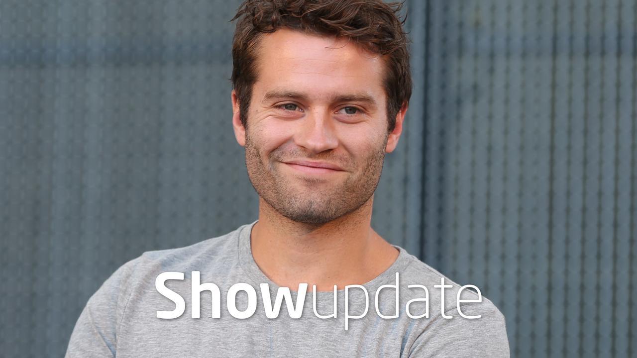 Show Update: Sascha Visser deelt echofoto