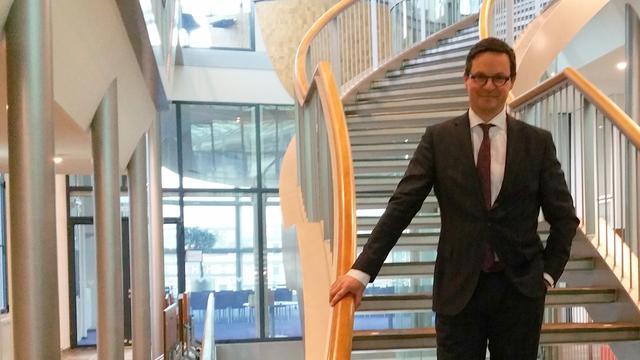 Bas van den Tillaar vrijdag geïnstalleerd als burgemeester van Vlissingen