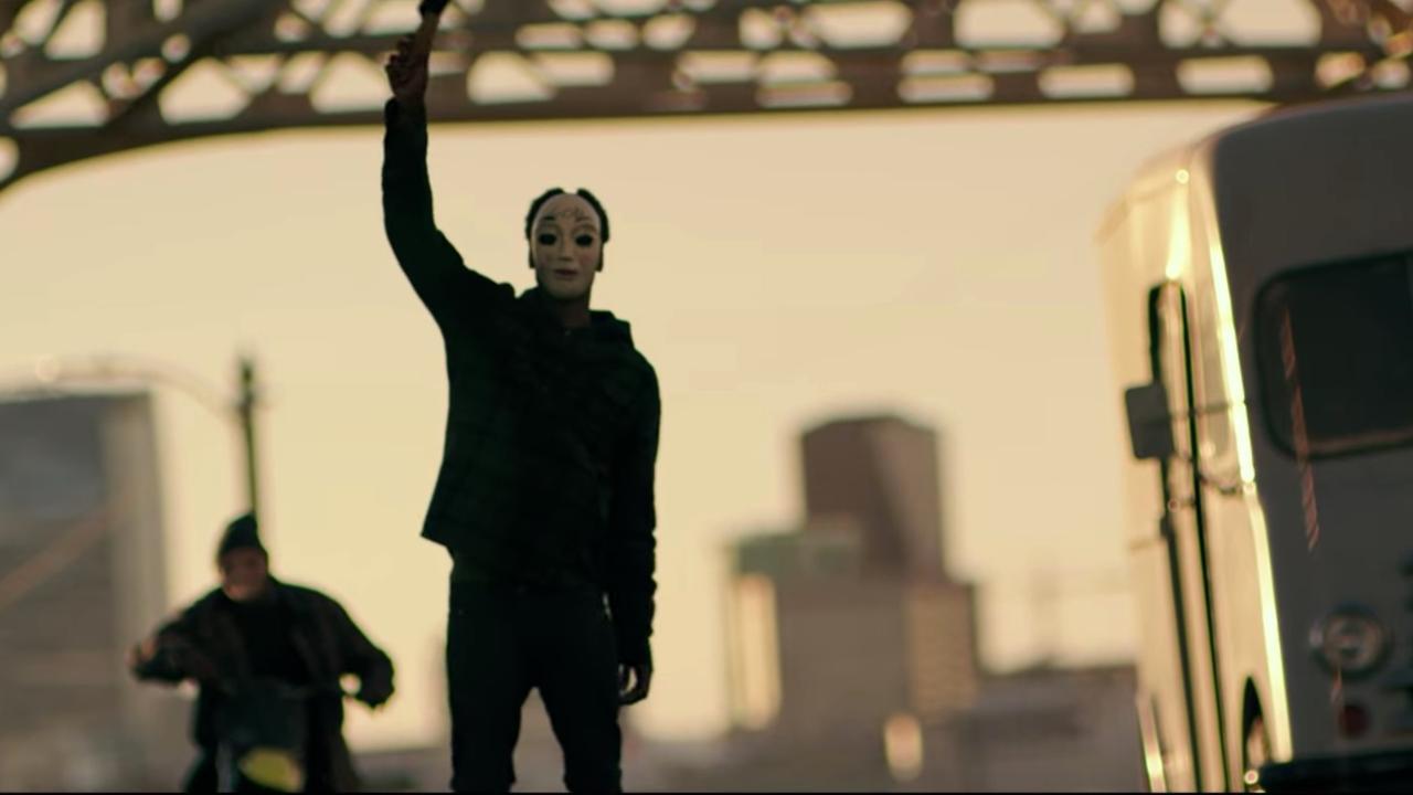 Bekijk hier de trailer van The Purge: Anarchy