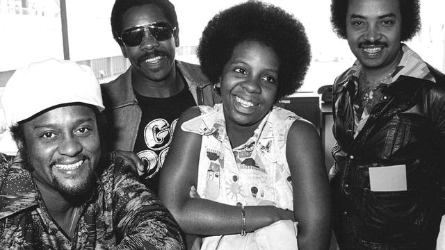 Gladys Knight and the Pips-lid William Guest (74) overleden