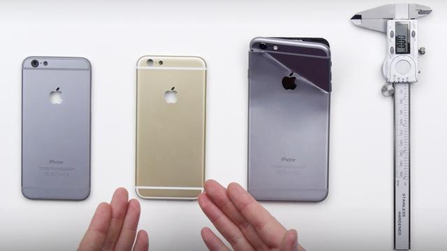 Dit worden de belangrijkste veranderingen in de iPhone 6S en 6S Plus