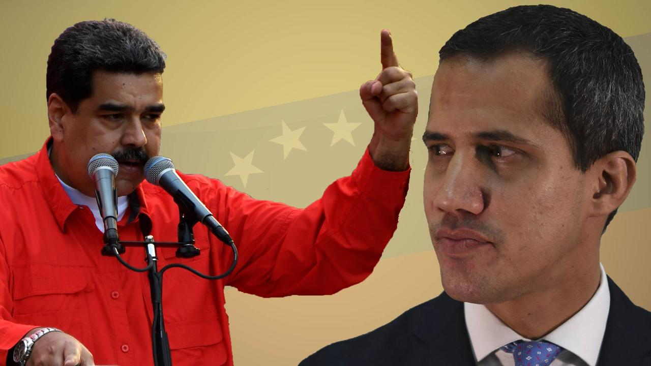 Crisis Venezuela: Waarom VS Guaidó steunt en Rusland niet