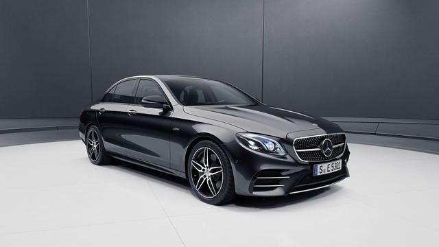 Modeljaar wijzigingen voor Mercedes-Benz E-Klasse