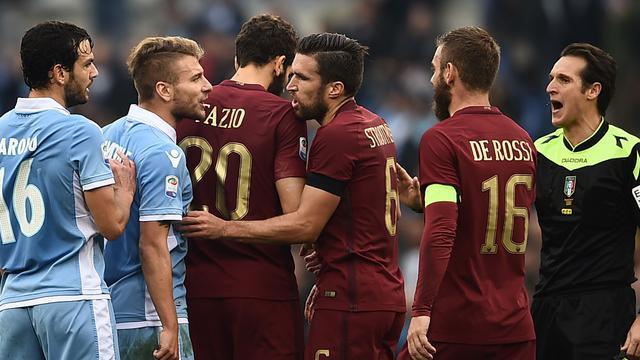 Strootman mist toppers tegen AC Milan en Juventus door schorsing