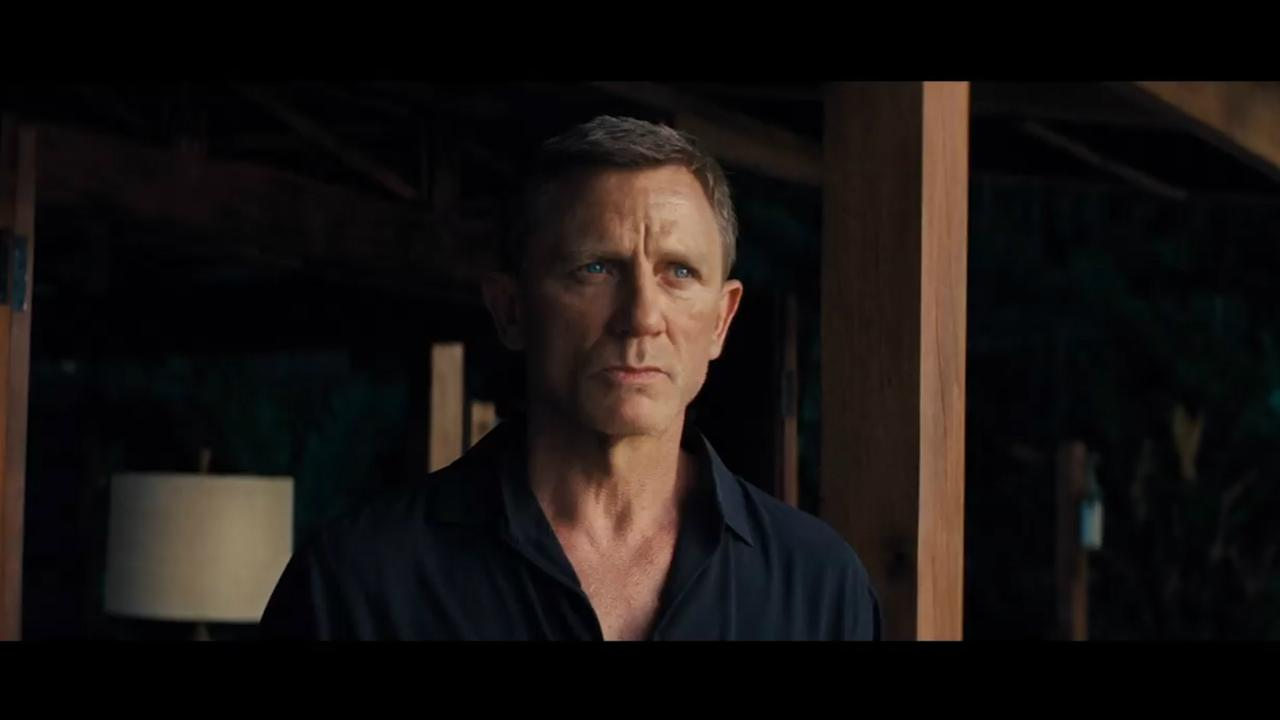 Bekijk de trailer van de 25e James Bond-film: No Time To Die