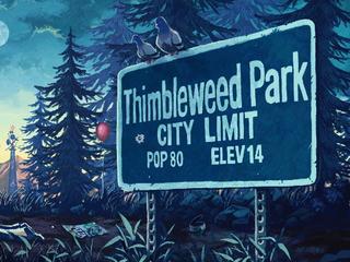 Met nostalgisch sterke game Thimbleweed Park