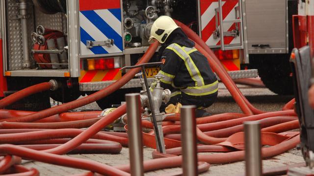 Evacuaties na grote brand in Gelderse Doorwerth