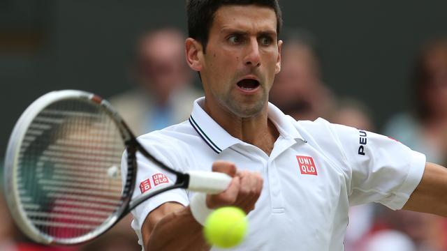 Djokovic beducht voor 'florerende' Wawrinka in finale US Open