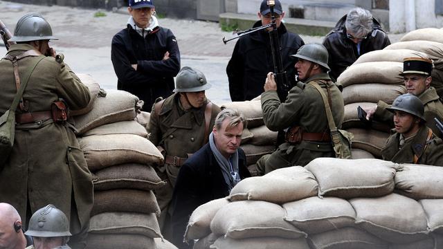 Urker schipper biedt 'filmcruise' aan langs set van Dunkirk