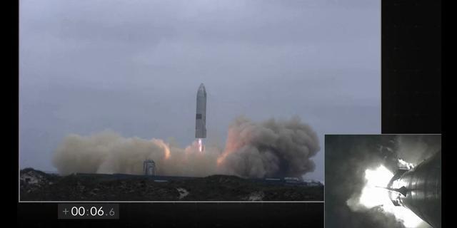 Marsraket van SpaceX dit keer wél veilig geland na succesvolle test