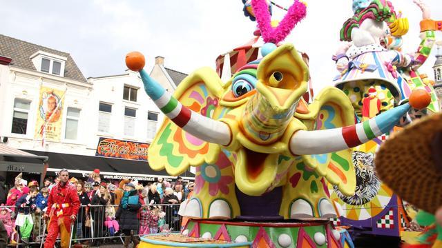 Deze carnavalsfeesten door heel Nederland kun je bezoeken