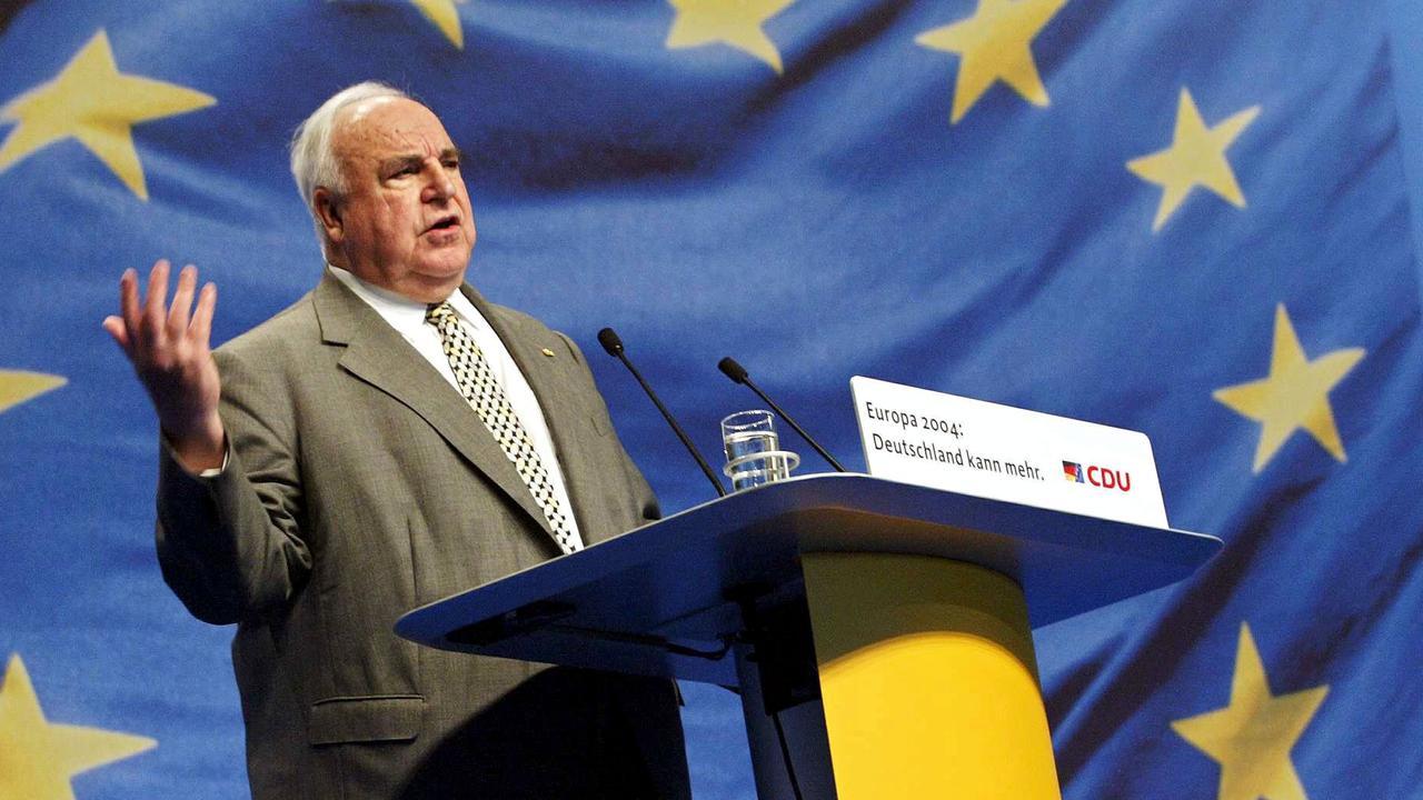 Helmut Kohl overleden: de man die Duitsland herenigde