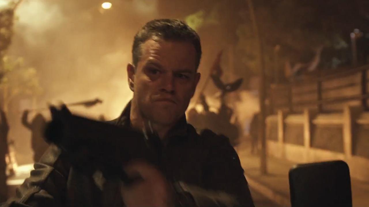 Eerste trailer nieuwe film Jason Bourne