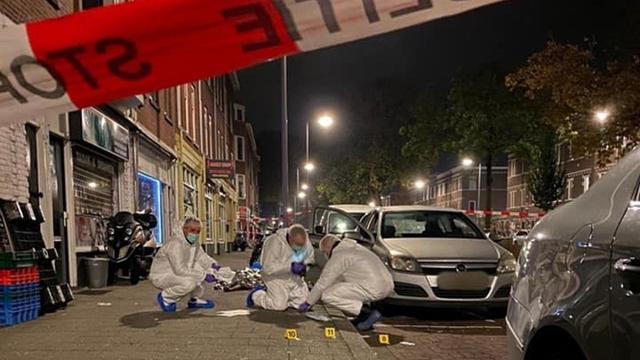 Man aangehouden voor dodelijk schietincident in Rotterdam-Zuid