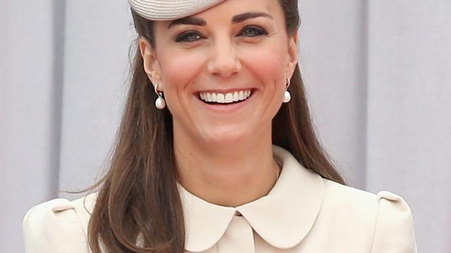 Kate Middleton staat op cover jubileumeditie Britse Vogue