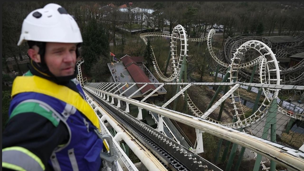 Python-achtbaan Efteling moet na 36 jaar plaatsmaken voor nieuwe