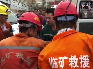 Twee mijnwerkers overleden na losscheuren steen in mijnschacht