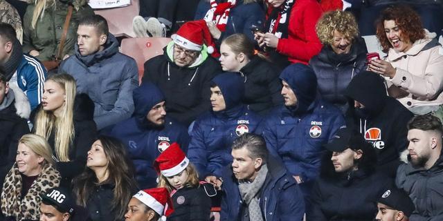Verbannen viertal Willem II na vakantie weer welkom bij selectie